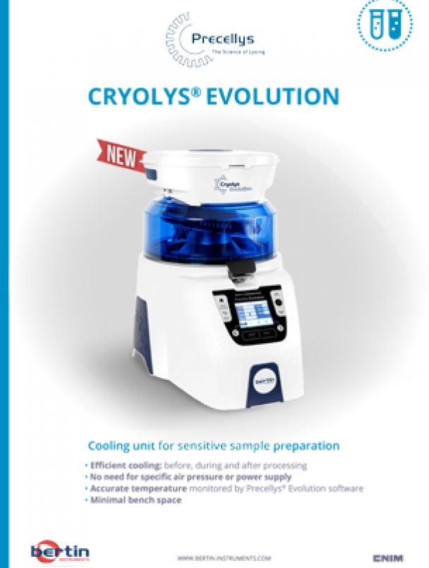 Cryolys Evolution (English only)
